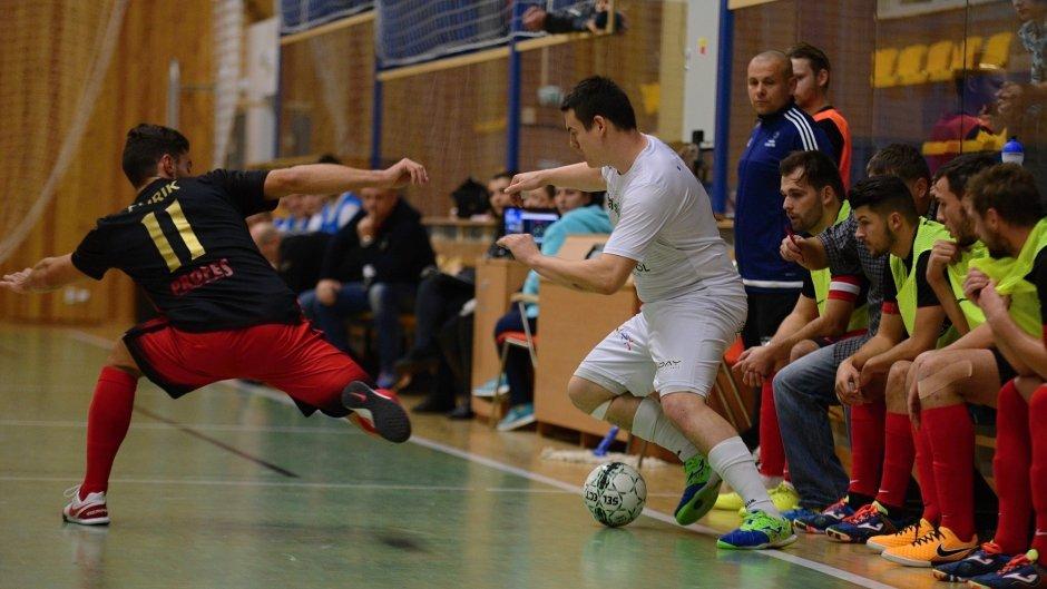 ddc94a5db Páteční výsledky: Helas uspěl potřetí v řadě | VARTA futsal liga