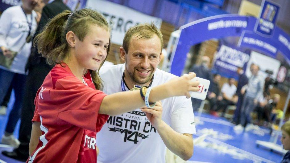 Nejlepším hráčem finálové série byl zvolen Lukáš Rešetár