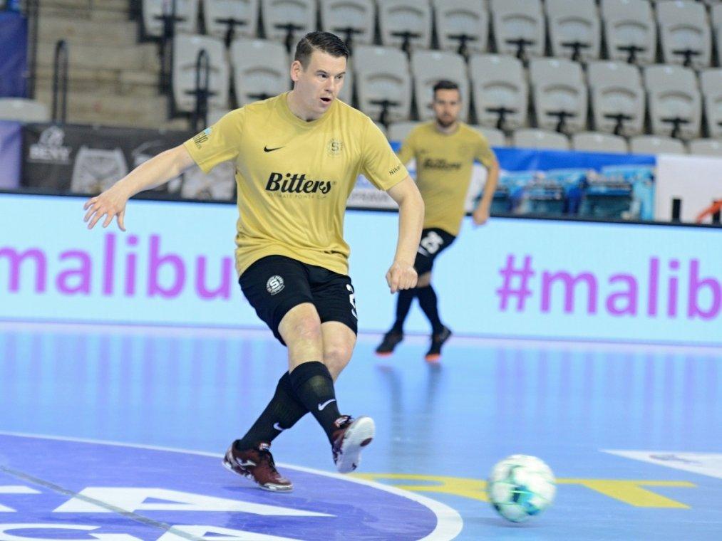 febd12b13 Sparta v televizním utkání deklasovala Mělník | VARTA futsal liga